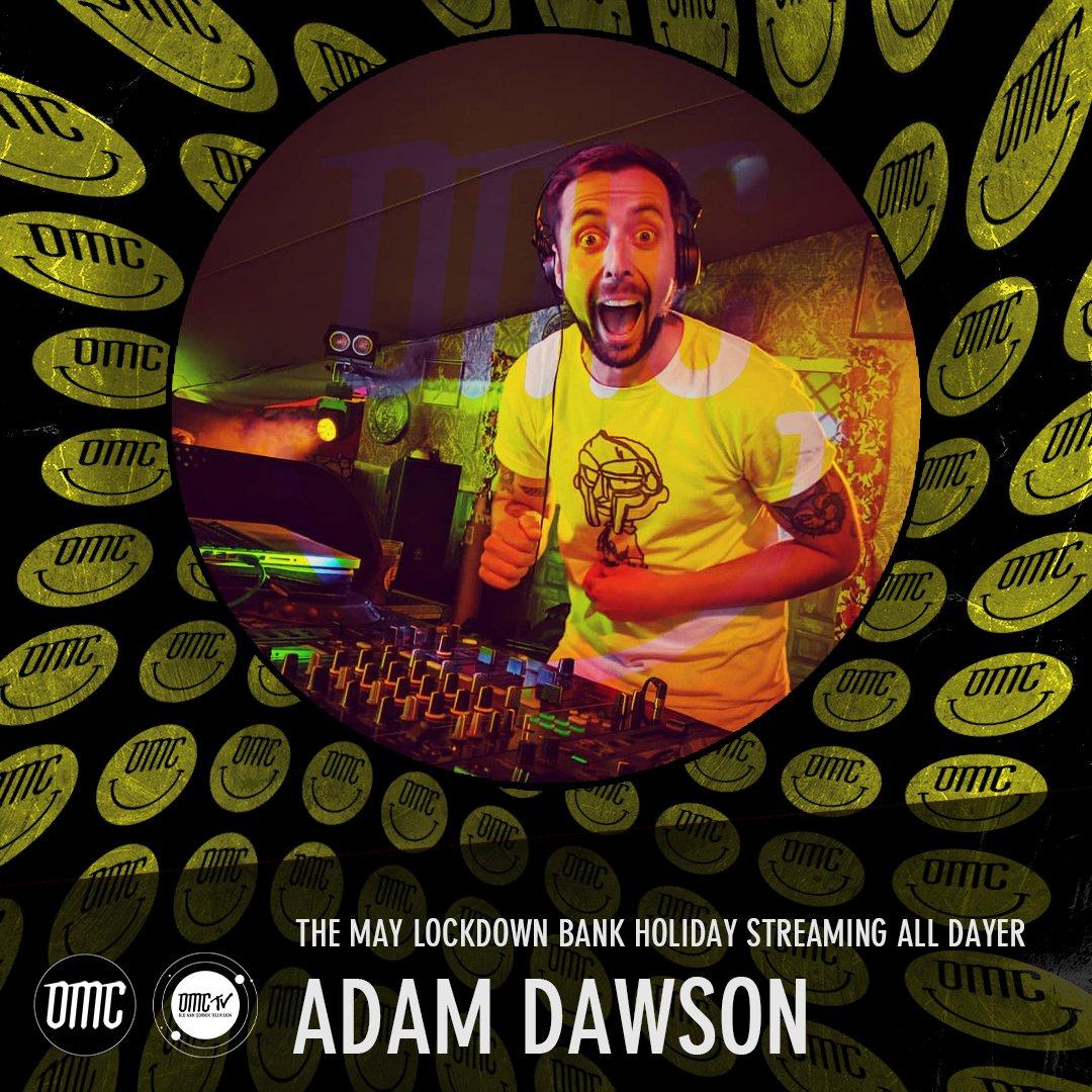 Adam Dawson – OMC May Lockdown Alldayer [Archive]