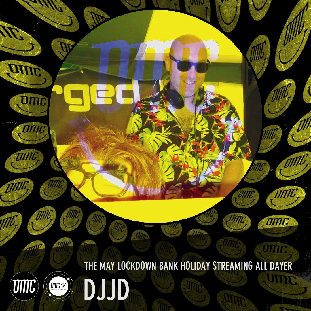 DJJD – OMC May Lockdown Alldayer [Archive]