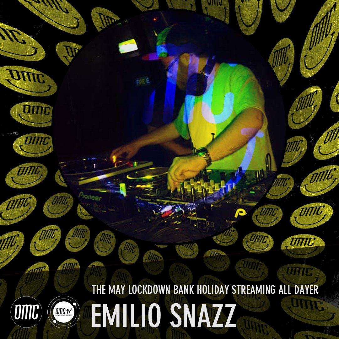 Emilio Snazz – OMC May Lockdown Alldayer [Archive]