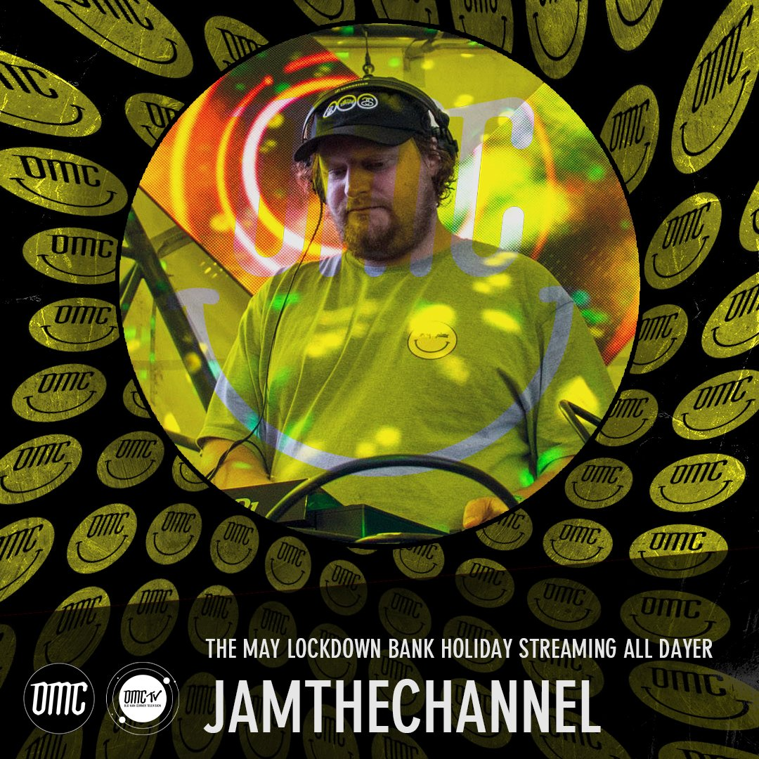 JamTheChannel – OMC May Lockdown Alldayer [Archive]