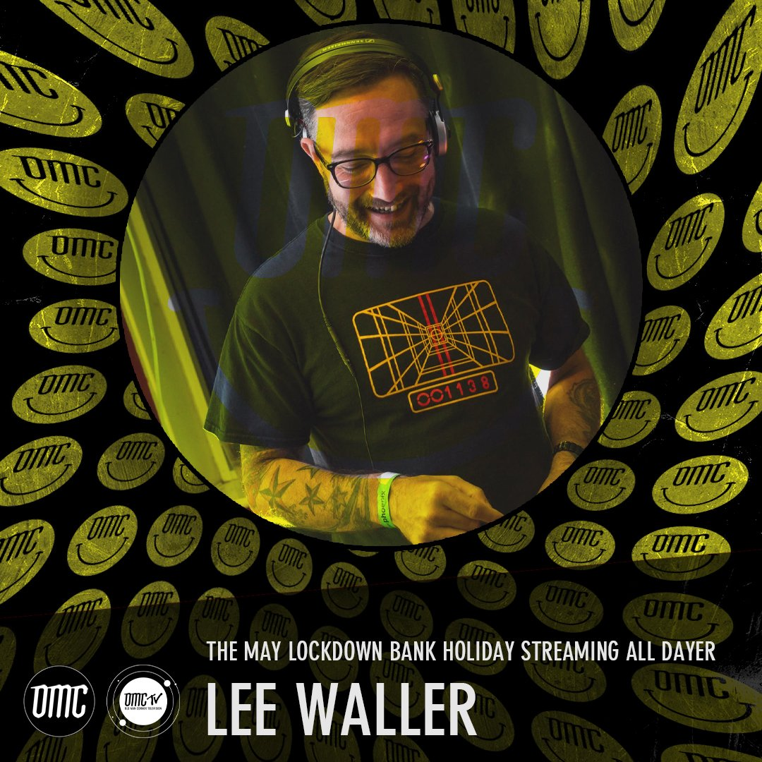 Lee Waller – OMC May Lockdown Alldayer [Archive]