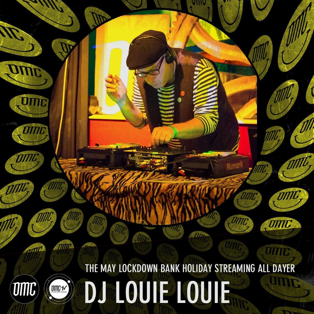 DJ Louie Louie – OMC May Lockdown Alldayer [Archive]