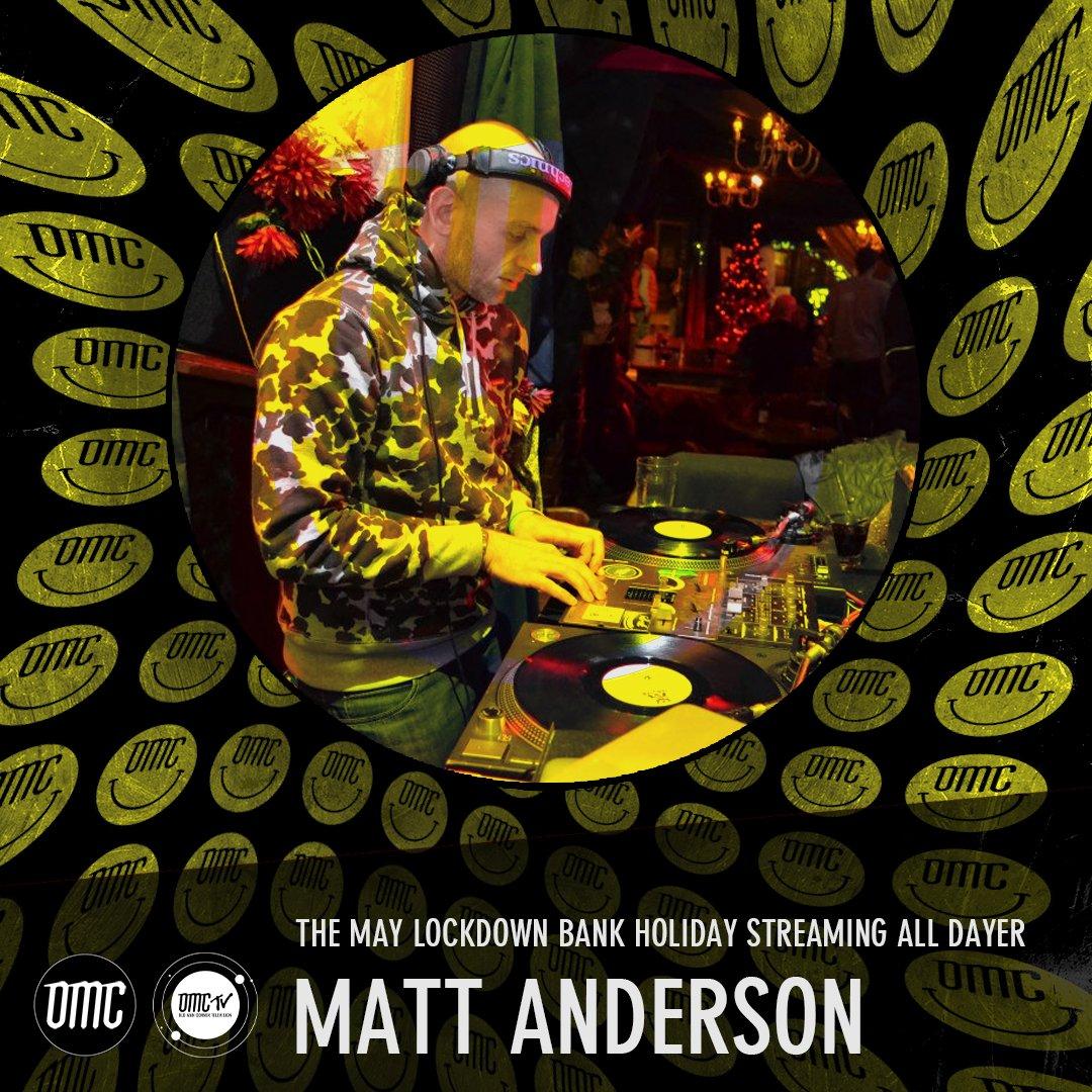 Matt Anderson – OMC May Lockdown Alldayer [Archive]