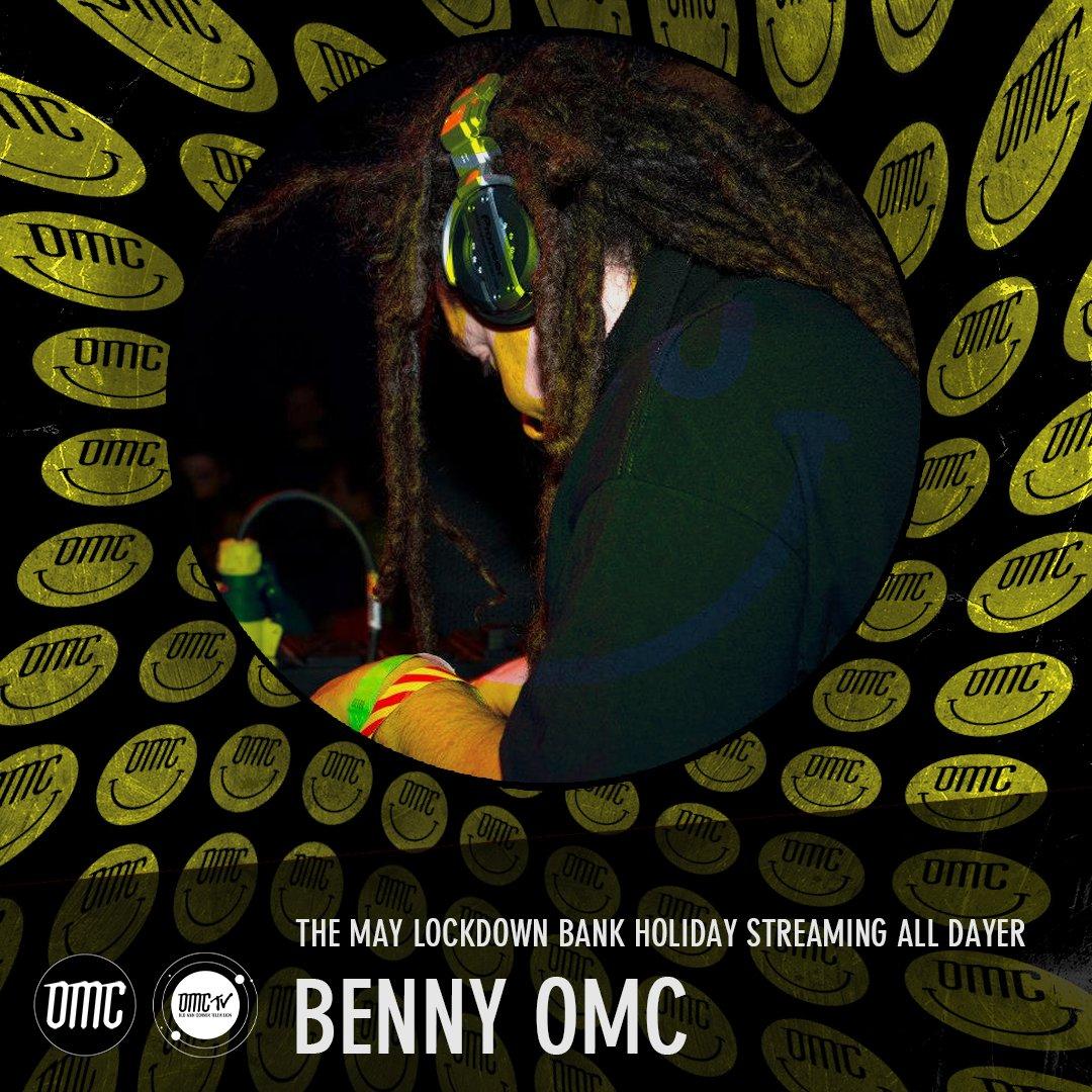 Benny OMC – OMC May Lockdown Alldayer [Archive]